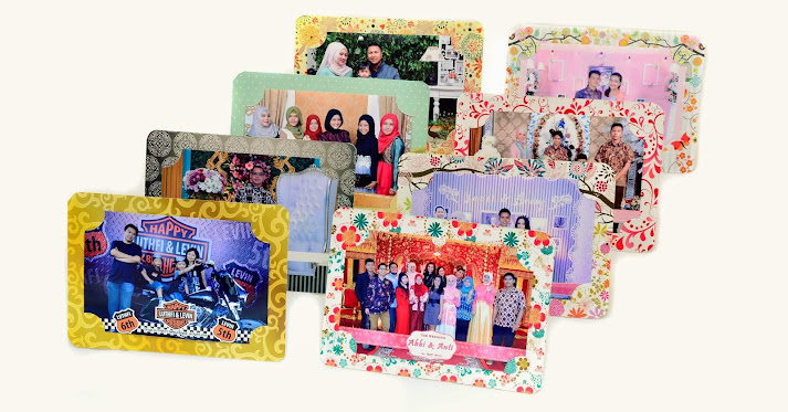 Paket Photo Booth Souvenir