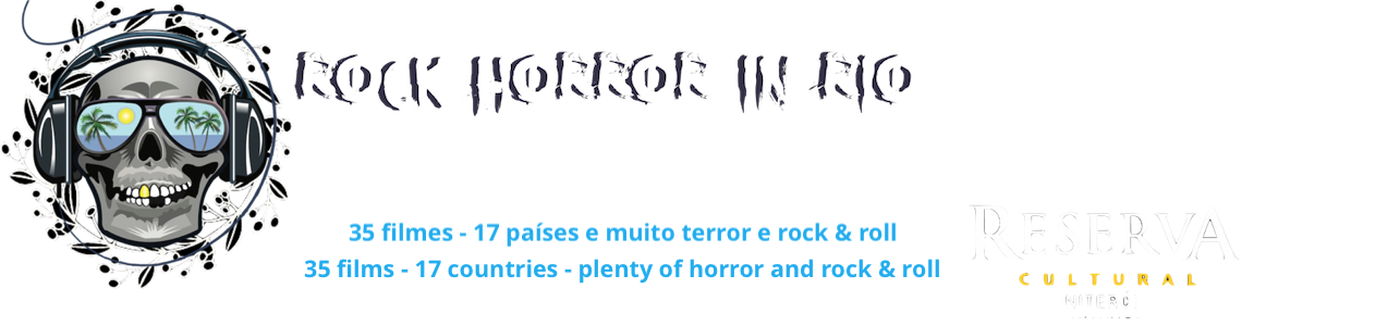 Rock Horror in Rio Film Festival
