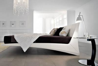 elegir camas matrimoniales modernas