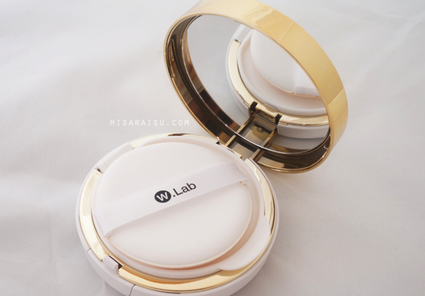 w.lab honey beam korean cushion