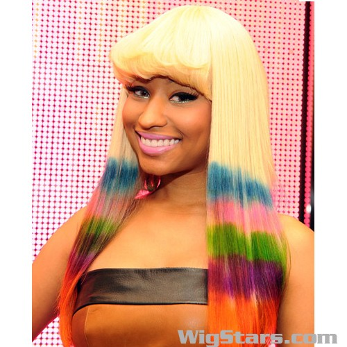 Nicki Minaj Without A Wig Or Weave Raflurv's Blog: March ...