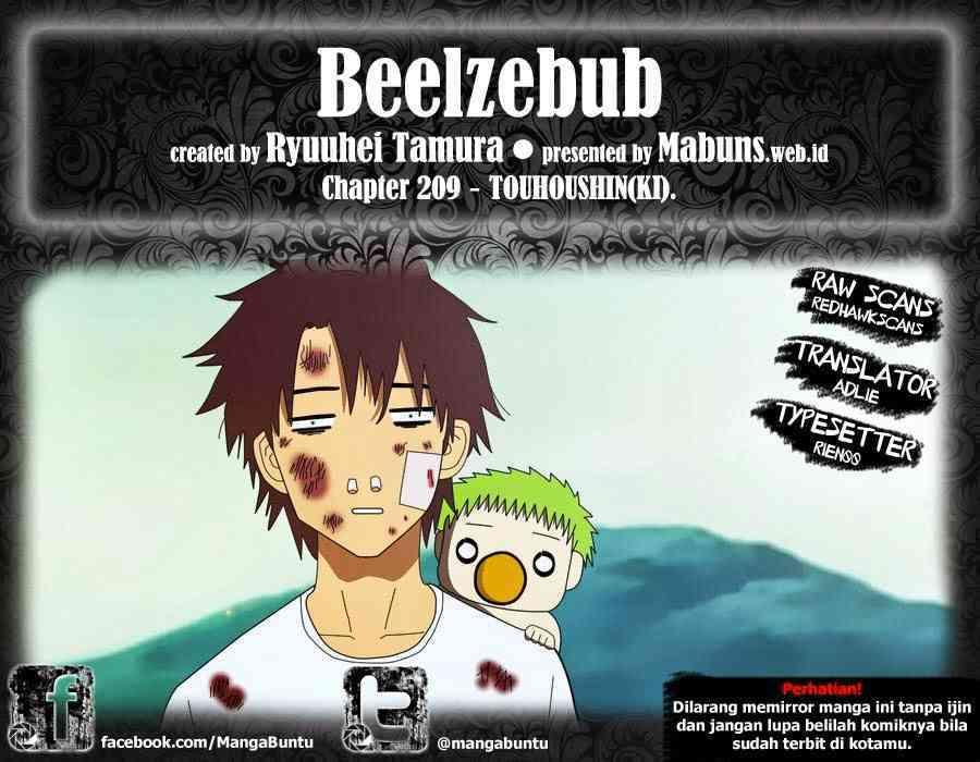 Komik beelzebub 209 - touhoushin ki 210 Indonesia beelzebub 209 - touhoushin ki Terbaru 0|Baca Manga Komik Indonesia|Mangacan