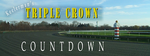 Keelerman's Triple Crown Countdown