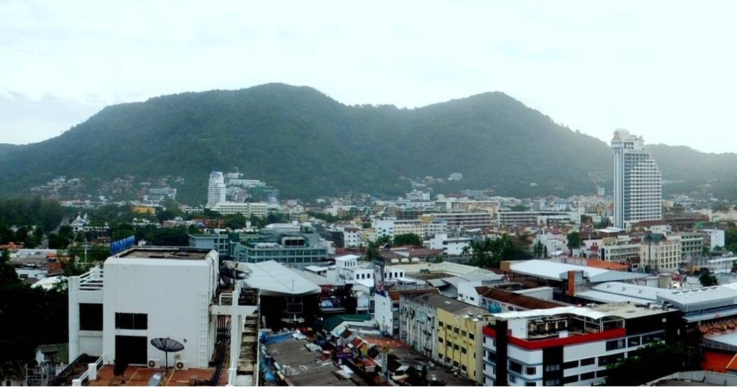 Anythinglily Phuket Travel Part 1 I Stayed In Patong Beach