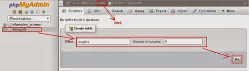 Cara Mengkoneksikan Visual Basic 6.0 Dengan Database Online