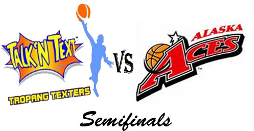January 4, Talk 'N Text Tropang Texters vs Alaska Aces Semifinals Live Streaming