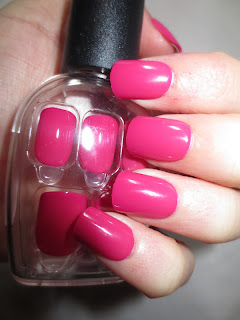 ImPress Press-On Manicure in Big Flirt