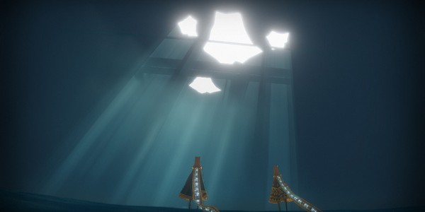 Journey  se pasa al formato fisico en PS3