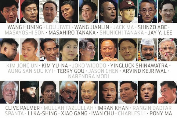 People to Watch in Asia in 2014