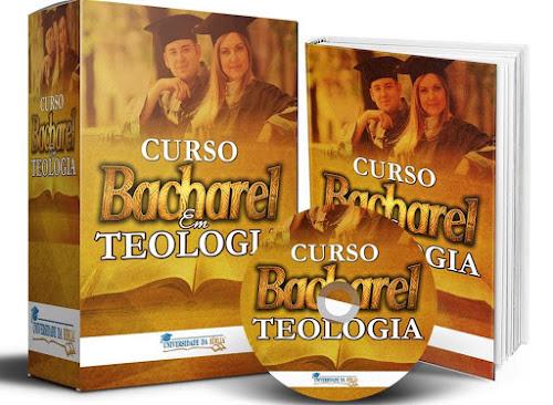 Curso de Bacharel em Teologia à Distância (Com Certificado)