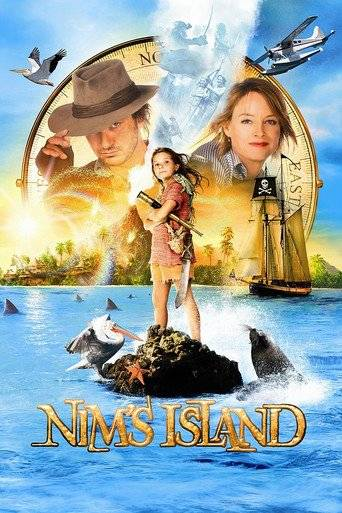 Nim's Island (2008) ταινιες online seires xrysoi greek subs