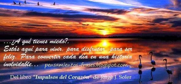 frases de Jorge J. Soler