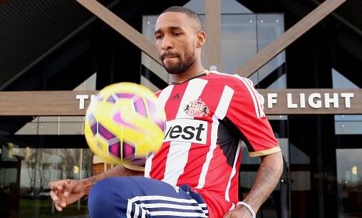 Jermain Defoe joins Sunderland