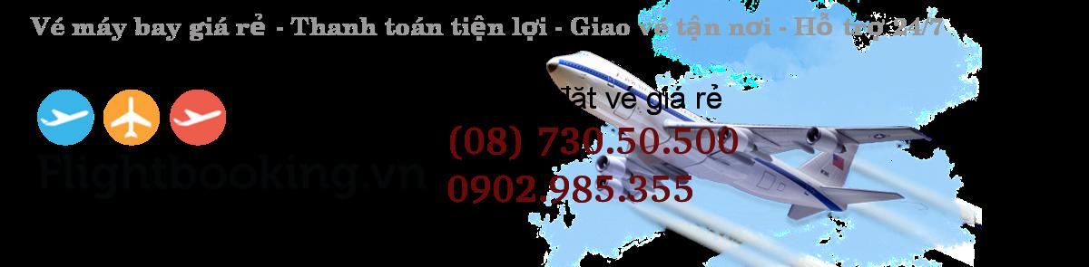 Đại lý vé máy bay giá rẻ Vietnam Airlines, Jetstar, Vietjet Air