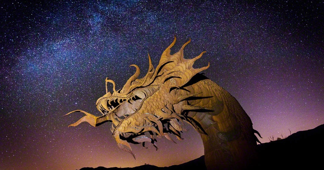 Atom 39 s picture blog dragons and oases in anza borrego for Gimnasio 5 dragones