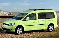 Volkswagen Caddy Maxi Camper (2013) Front Side 1