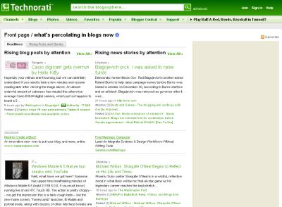 Cara Daftar Blog di Directory Technorati