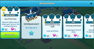 country friends achievements