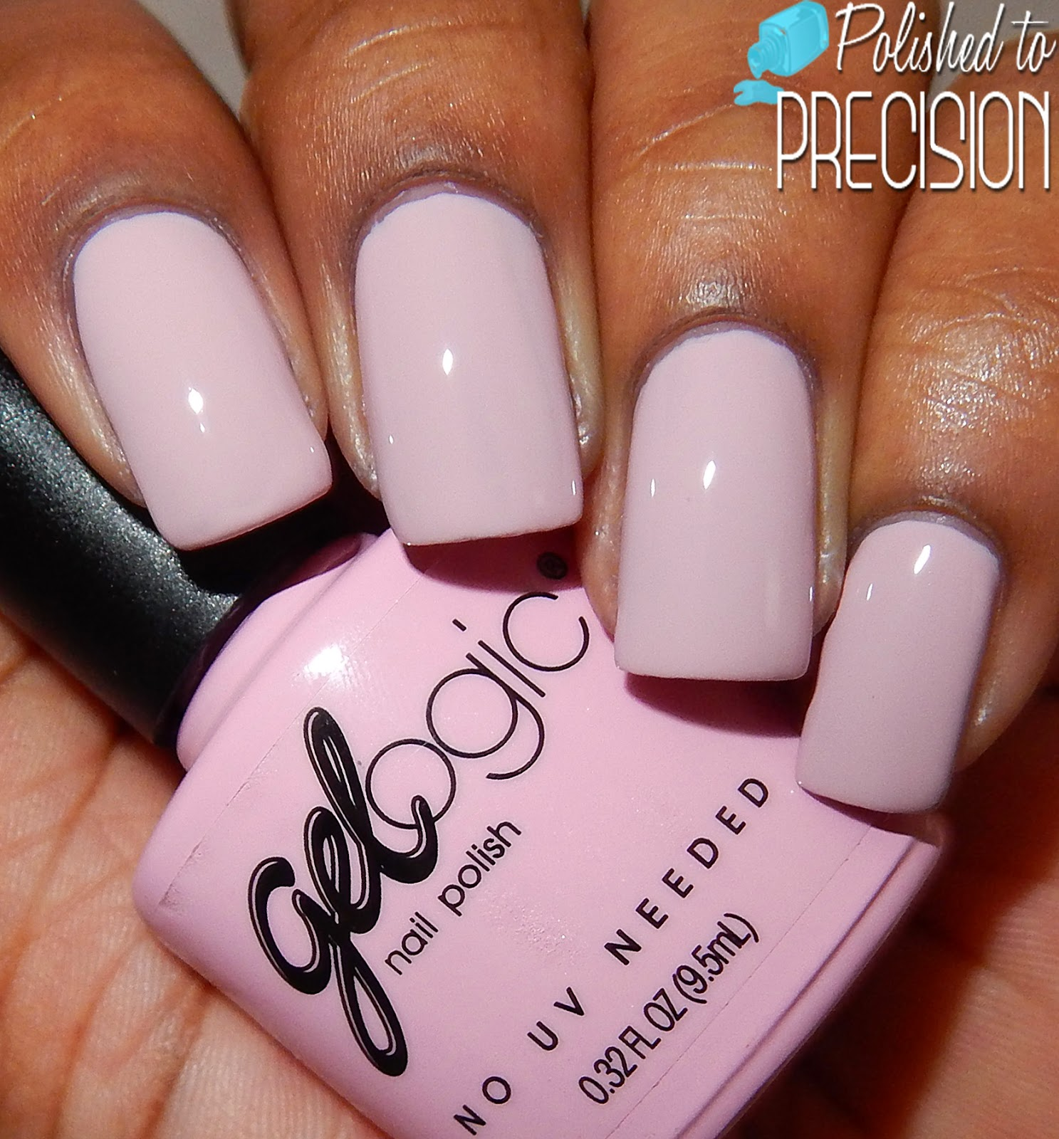 Pretty Woman Gelogic Light Pink