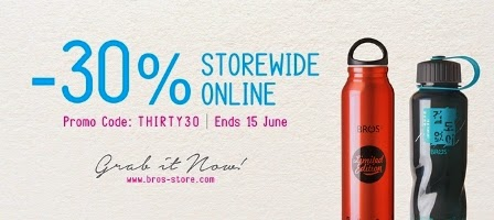 online store, promo code, safe water bottle, BROS e-Store, safe water bottle BROS e-Store