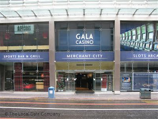 The Glasgow Experience - Gala Casino, Merchant City - CASINO