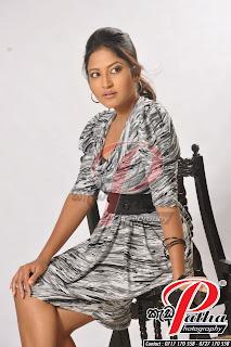 Lochana Imashi crossed legs