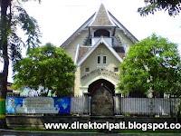 Gereja Kristen Muria Indonesia (GKMI) Pati