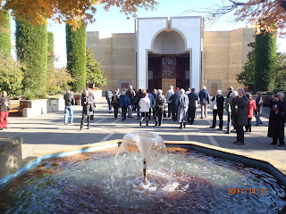 Lyn's Blog: TRIP TO THE ISMAILI JAMATKHANA IN BURNABY
