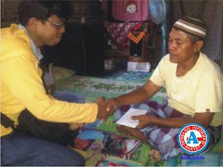 Labfor Polda Bali, Olah TKP Kebakaran 'Hokky Mart'