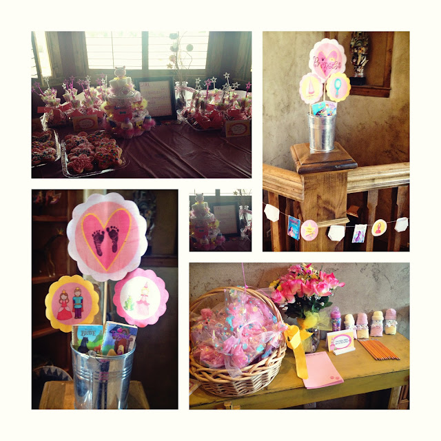 throw her a storybook fairy tale princess baby shower on may 4 2013