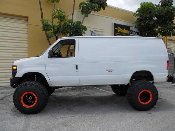 4x4 4x4 Diesel Van For Sale