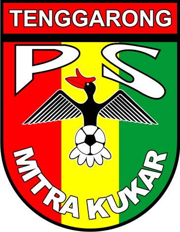 Logo Vektor Klub Sepakbola Indonesia Mitra Kukar FC