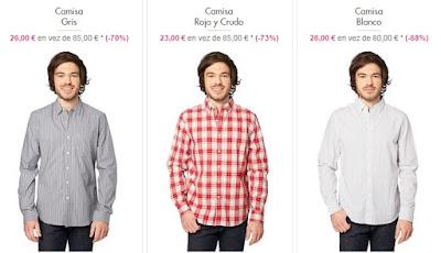 camisas levis baratas