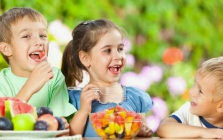 makanan untuk pertumbuhan anak
