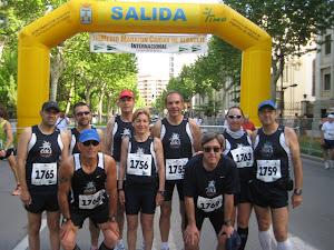 XVII Media Maratón de Albacete 2012