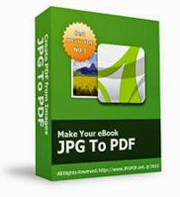 تحميل برنامج تحويل الصور إلى بي دي اف Download JPEG to PDF