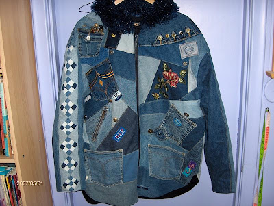 50 Creative and Cool Ways To Reuse Old Denim (50) 25