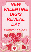 NEW VALENTINE'S DAY DIGITAL STAMPS