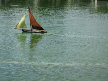 Sailboat at Tuileries