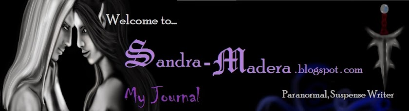 Sandra Madera's Journal