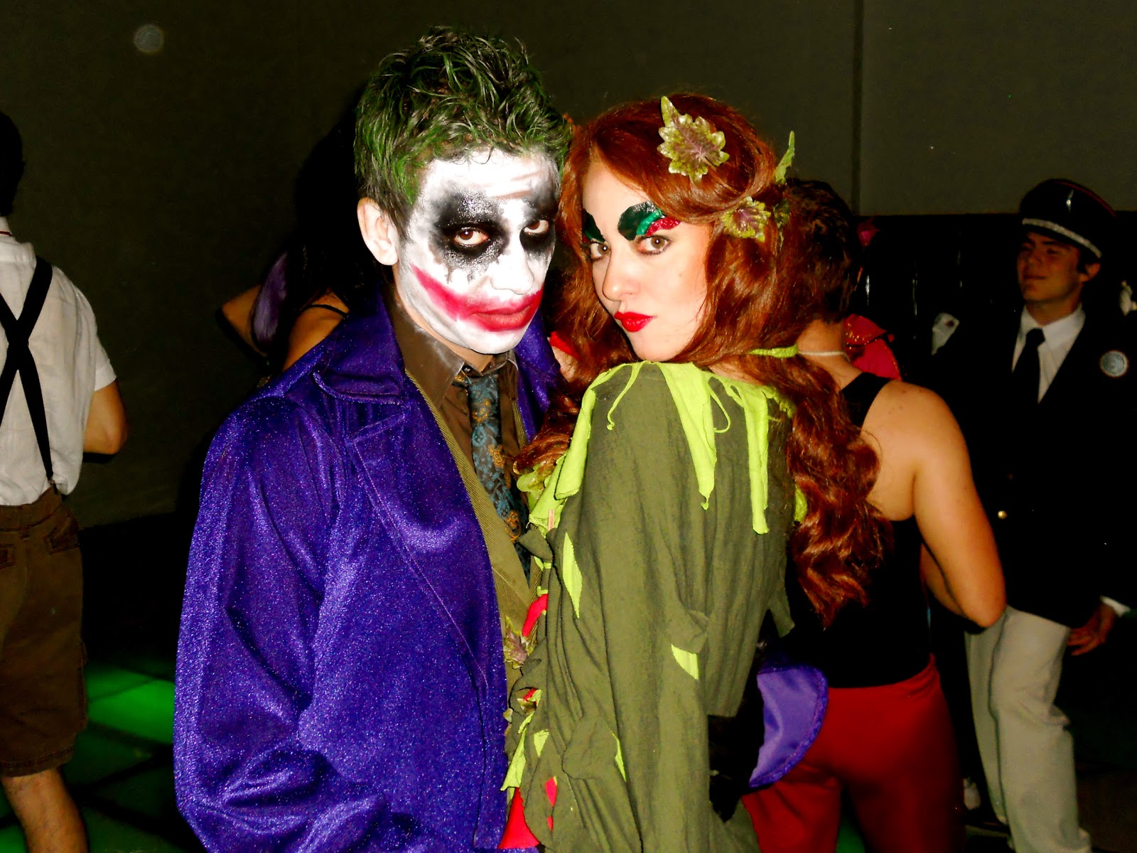 ivy and the joker