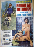 Bionik Ali Futbolcu film posteri