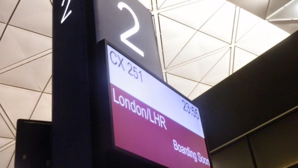 cx 251 london