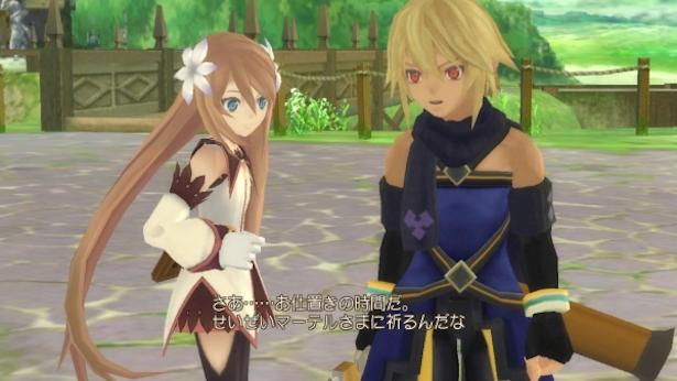 Namco Bandai Anuncia Dos Añadidos Para La Versión Europea De Tales Of Symphonia Chronicles