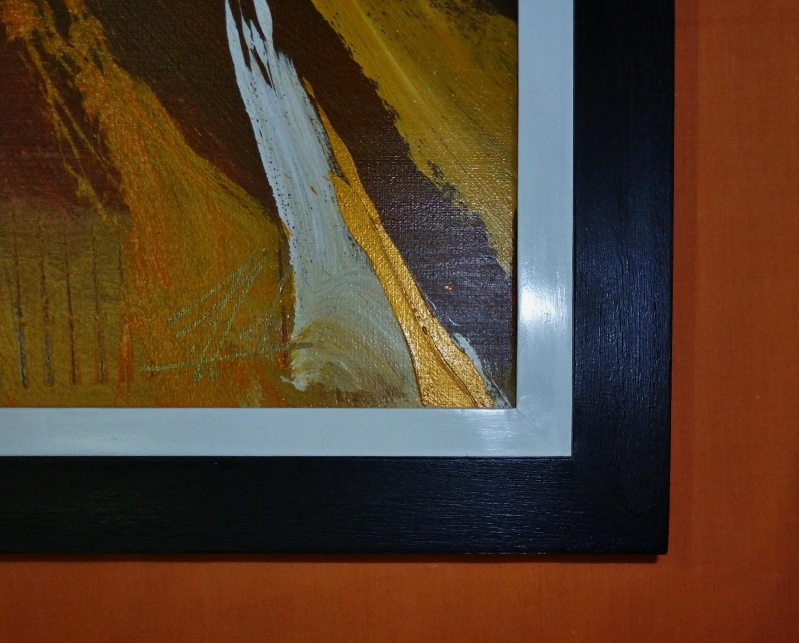 Almas en el viento marcos artesanales para cuadros y for Marcos para pinturas