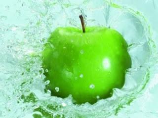 khasiat dan kebaikan epal hijau