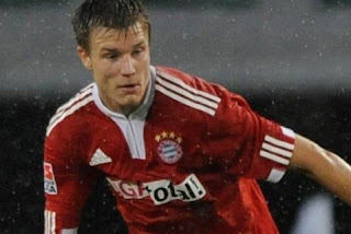 Badstuber, craque do Bayern de Munique