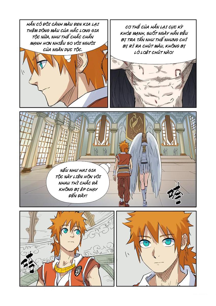 Yêu Thần Ký Chapter 153 - Hamtruyen.vn