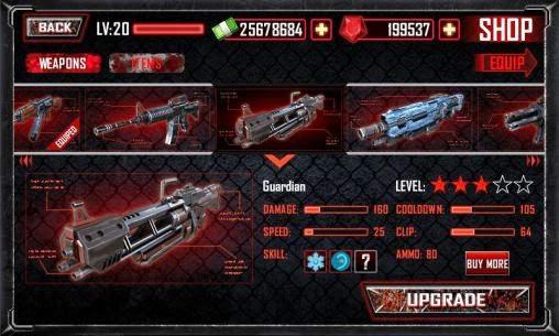 zombie killer weapon