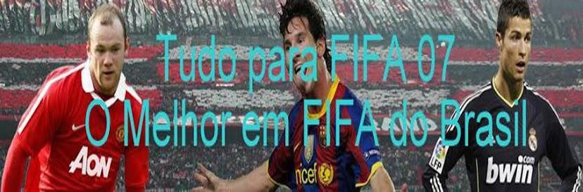 Tudo para FIFA 07!